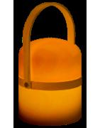 Venkovní stolní lampy